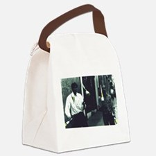 Jugglers Canvas Lunch Bag