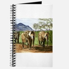 African Elephants of Kenya Journal