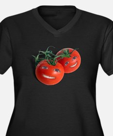 Sweet Tomatoes Plus Size T-Shirt