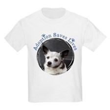 Adoption Saves Lives T-Shirt