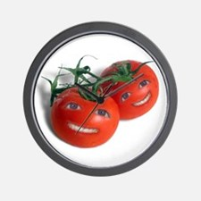 Sweet Tomatoes Wall Clock