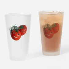 Sweet Tomatoes Drinking Glass