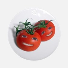 Sweet Tomatoes Ornament (Round)