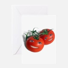 Sweet Tomatoes Greeting Cards