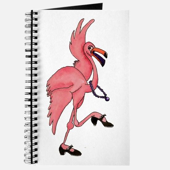 Flamingo Dancer Journal
