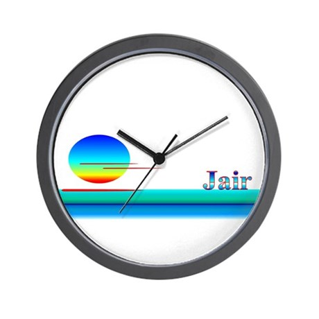 Jair Wall Clock