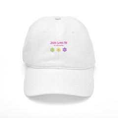 Jesus Loves Me Cap