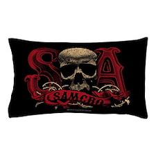 SAMCRO Skull Pillow Case
