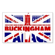 Buckingham Palace Decal
