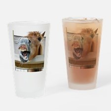 Cute Custom rodeo Drinking Glass