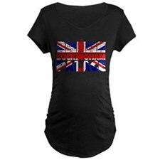 Buckingham Palace Maternity T-Shirt