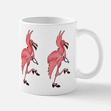 Flamingo Dancer Mugs