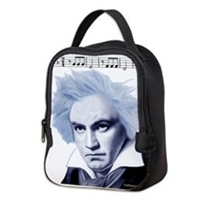 Beethoven 5th Symphony Neoprene Lunch Bag