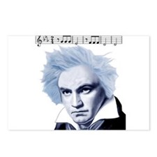 Beethoven 5th Symphony Postcards (Package of 8)