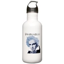 Beethoven 5th Symphony Water Bottle