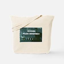 Hoboken Mugshot Tote Bag