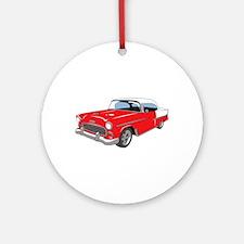 CLASSIC CAR MD Ornament (Round)