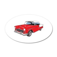 CLASSIC CAR MD Wall Decal