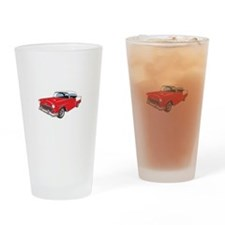 CLASSIC CAR MD Drinking Glass