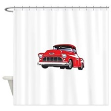 CLASSIC PICKUP SM Shower Curtain