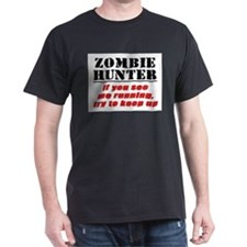 Unique Zombie hunter T-Shirt