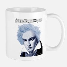 Beethoven 5th Symphony Mugs