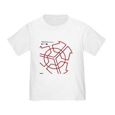 Cyberpunk Personal Brain Black T-Shirt