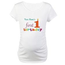 First Birthday - Pe... Shirt