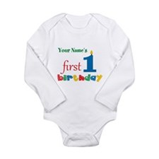 First Birthday - Perso Baby Outfits