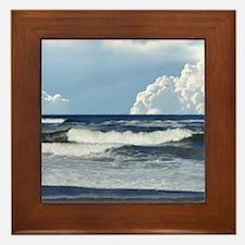 Ocean Dream Framed Tile