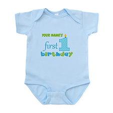 First Birthday - Personalized Onesie