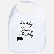 Daddys Gaming Buddy Bib
