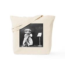 Cute Cello christmas Tote Bag