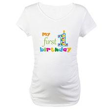 My First Birthday Shirt