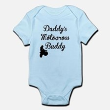 Daddys Motocross Buddy Body Suit