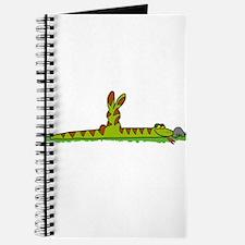 Cute Snake food Journal