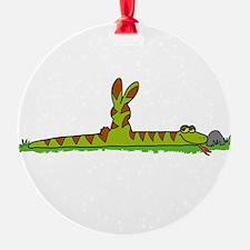Cute Snake food Ornament