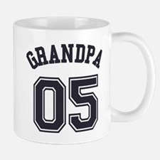 Grandpa's Uniform No. 05 Small Small Mug