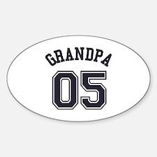 Grandpa's Uniform No. 05 Decal