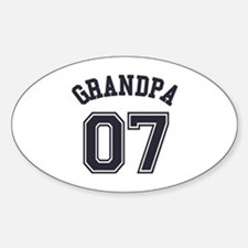 Grandpa's Uniform No. 07 Decal