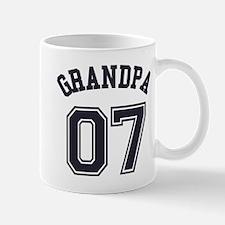 Grandpa's Uniform No. 07 Small Small Mug