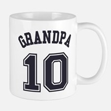 Grandpa's Uniform No. 10 Mug