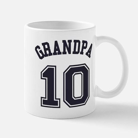 Grandpa's Uniform No. 10 Mug
