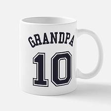 Grandpa's Uniform No. 10 Small Small Mug