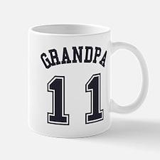 Grandpa's Uniform No. 03 Small Small Mug