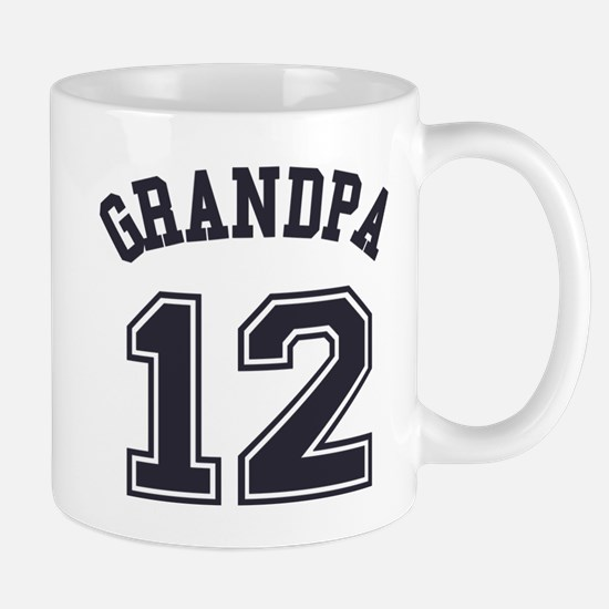 Grandpa's Uniform No. 12 Mug