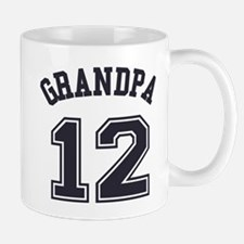 Grandpa's Uniform No. 12 Small Small Mug