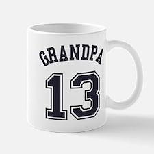 Grandpa's Uniform No. 13 Small Small Mug