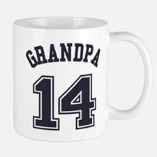Grandpa's Uniform No. 14 Mug