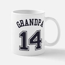 Grandpa's Uniform No. 14 Small Small Mug